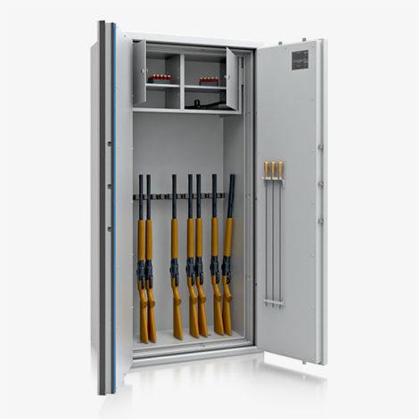 Waffenschrank WF 5580 - Grad 1 nach EN 1143-1