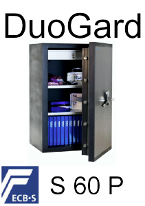Dokumententresor DuoGard - S 60 P