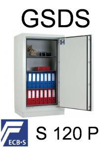 Dokumententresor GSDS - S 120 P