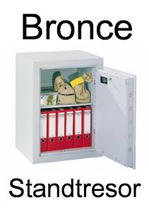 Standtresor Bronce - Grad N/0