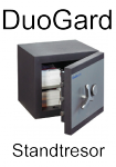 Standtresor DuoGard - Grad 1 und S 60 P