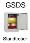 Standtresor GSDS - Grad1 und S 120 P