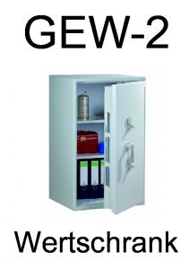Wertschrank GEW2 - Grad2