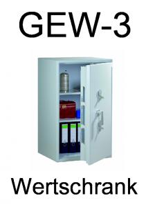 Wertschrank GEW3 - Grad 3