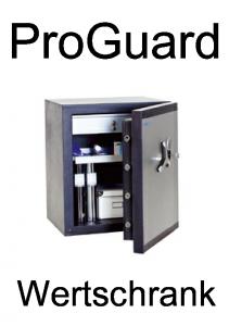 Wertschrank ProGuard - Grad 3