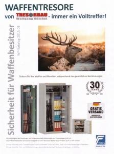 Waffenschrank-Katalog 2015