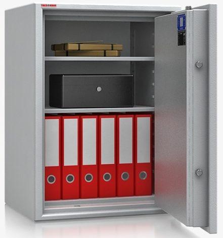 Feuerschutztresor AMRUM Widerstandsgrad 1 und 1 Std. Feuersicherheit
